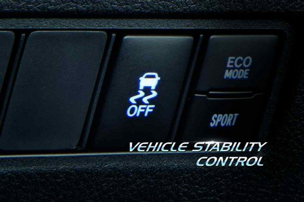 Toyota Vios 2019 vehicle stability control
