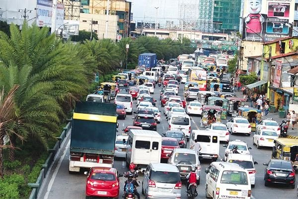 rush hours in manila