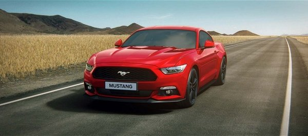ford mustang philippines on the road