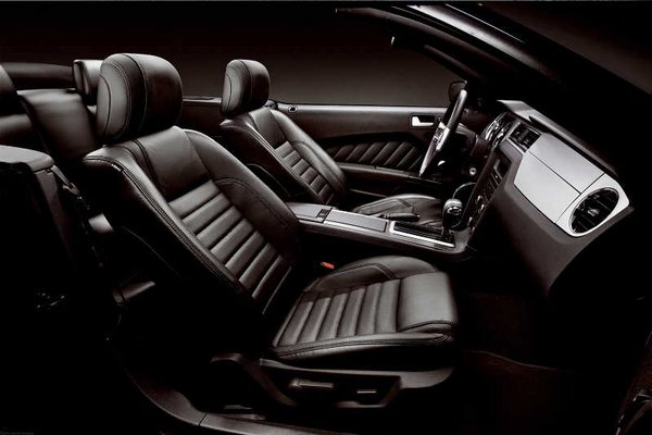 ford mustang philippines interior