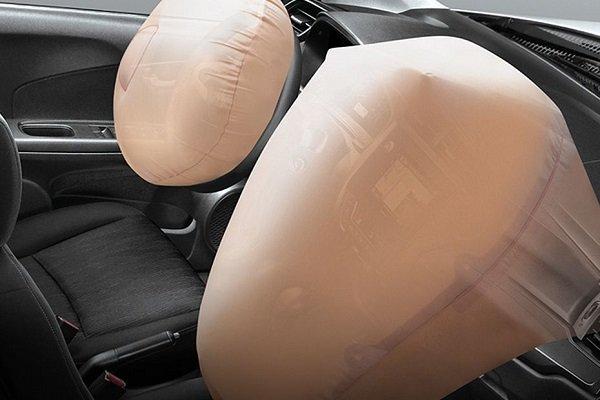 Mobilio airbags