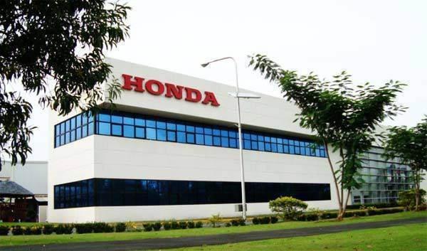 honda ph plant