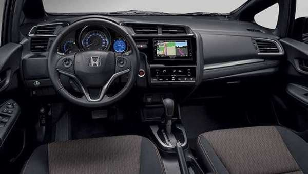honda jazz philippines interior