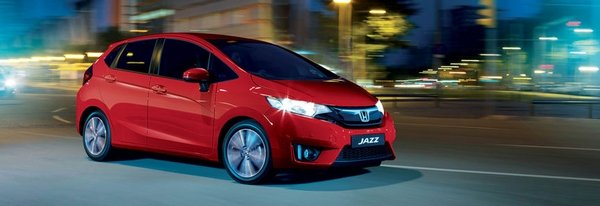 honda jazz philippines on the road