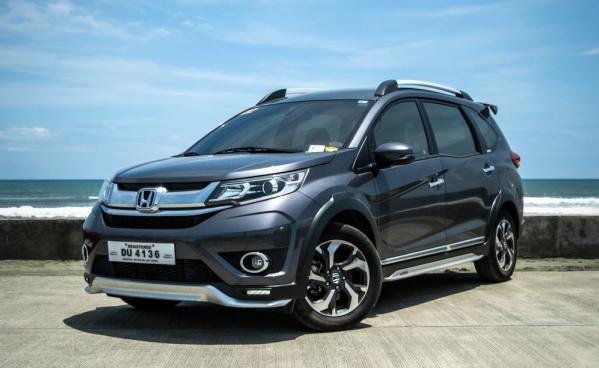 Honda BRV 2018 angular front