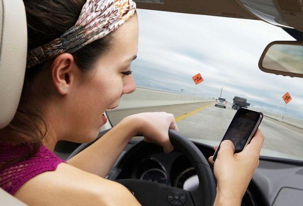 distract driving