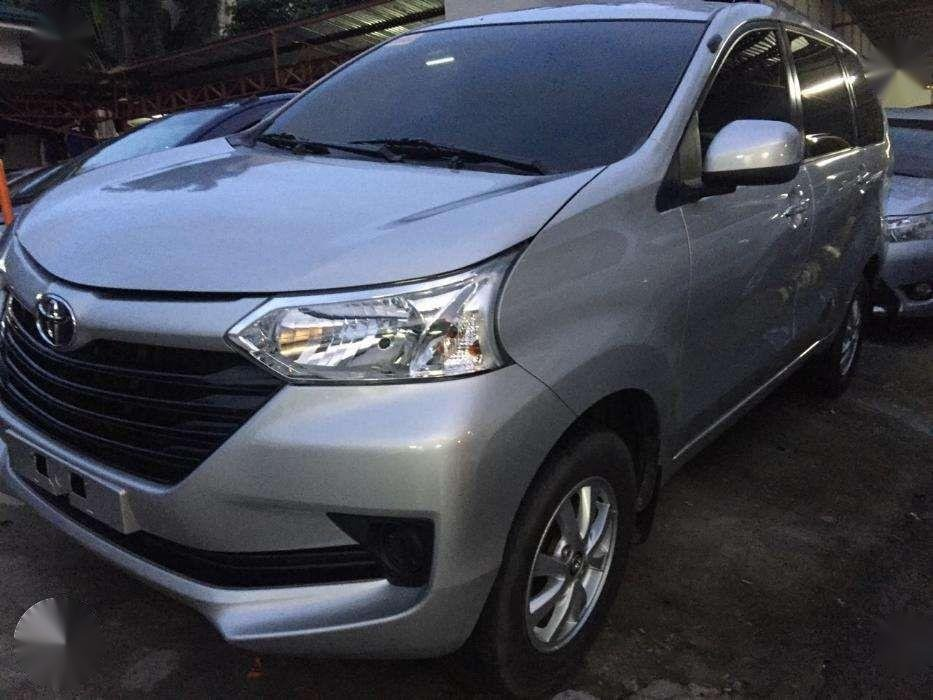 2018 Toyota Avanza 13 J Manual Thermalyte Edition