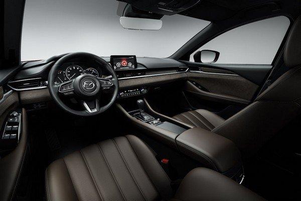 Mazda6 2019 interior