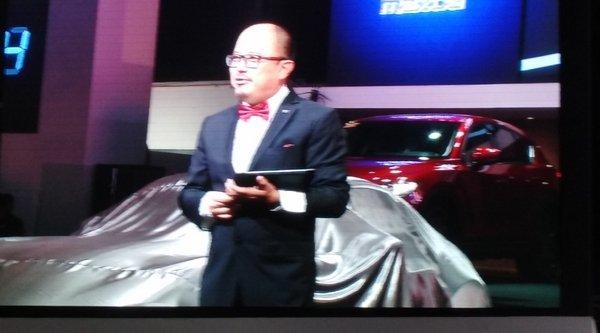 Mazda PH President Steven Tan