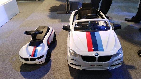 BMW models at PIMS 2018