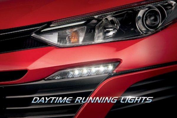 Toyota Vios 2019 headlight