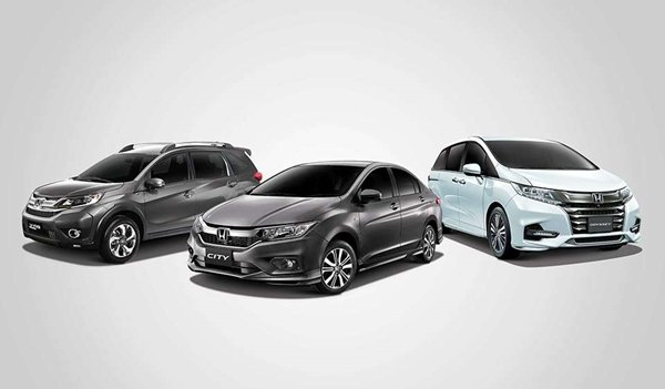 honda city sport 2019 philippines (Center)