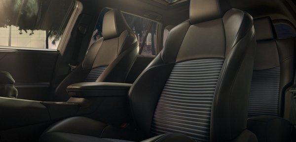 toyota rav4 2019 hybrid interior