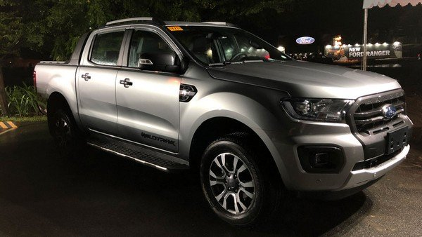 Ford Ranger 2019 angular front