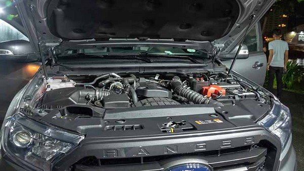Ford Ranger 2019 engine