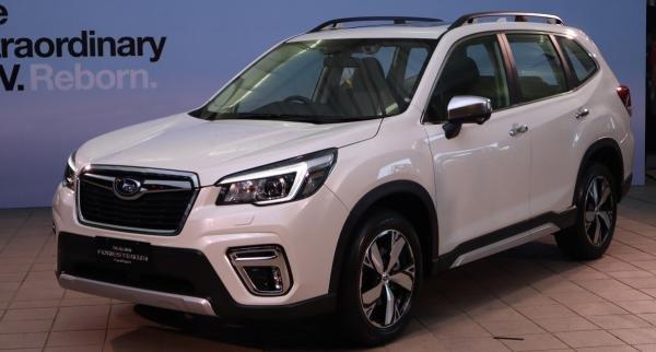 2019 Subaru Forester angular front