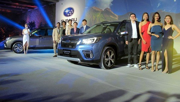 Subaru Forester 2019 New Updates Price Release Date In The