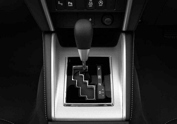 Mitsubishi Strada 2019 gearbox