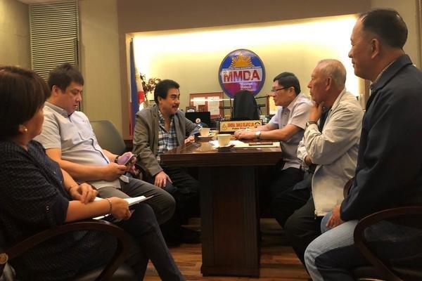 MMDA meeting