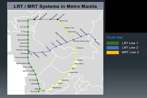 stations map lrt 2