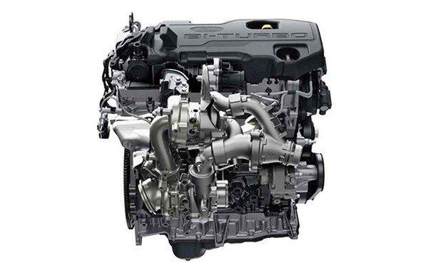 Ford Everest 2019 engine