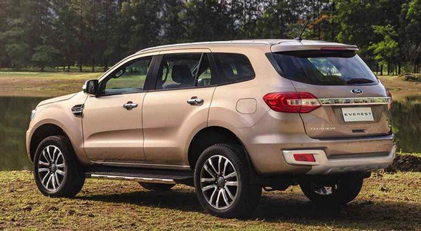 Ford Everest 2019 Philippines Price And Release Date