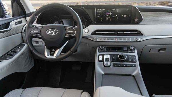 Hyundai Palisade 2020's interior