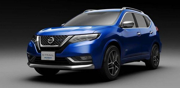 Nissan X-trail Autech 2019_overall look