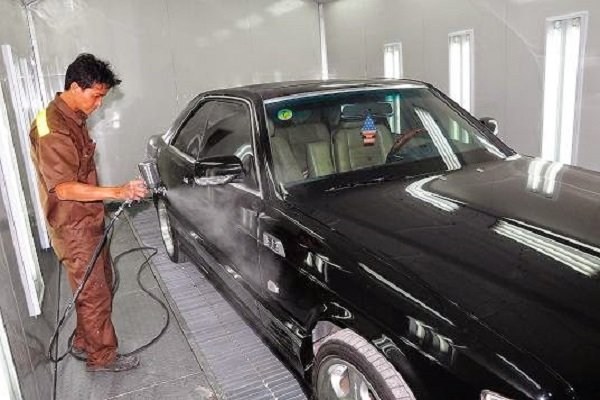 car painting center