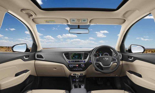 Hyundai Accent 2019 Interior