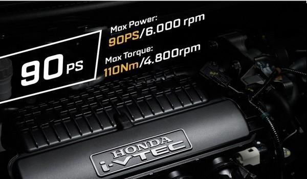 Honda Brio 2019 engine