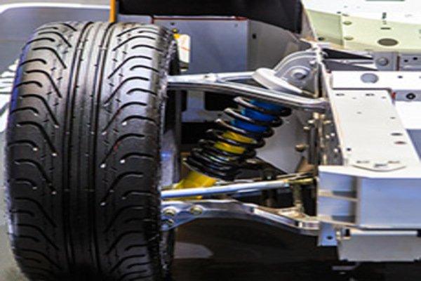Car's shock absorber