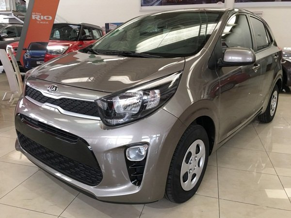 updated Kia Picanto SL M/T