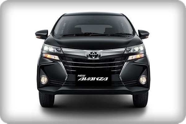 Toyota Avanza 2019 facelift front view