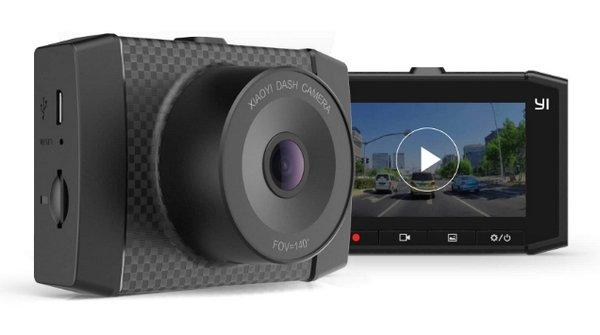 yi smart dashcam design