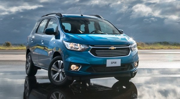 Top 5 MPVs 2020_Chevrolet spin