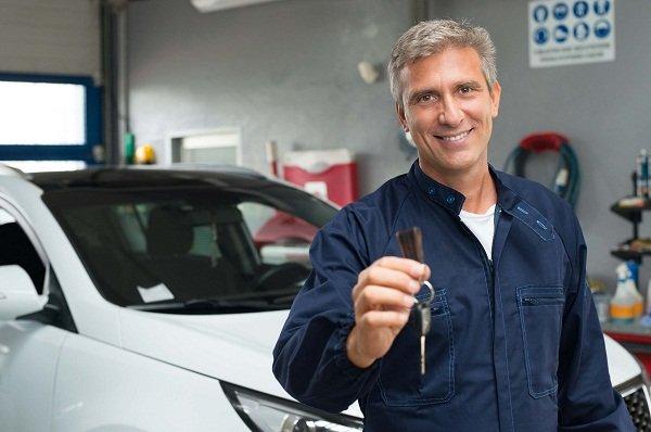 Unlock car tip_asking assisstance from service