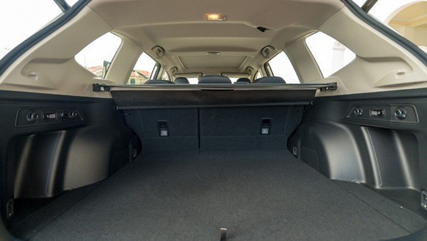 Subaru Forester 2019 cargo space