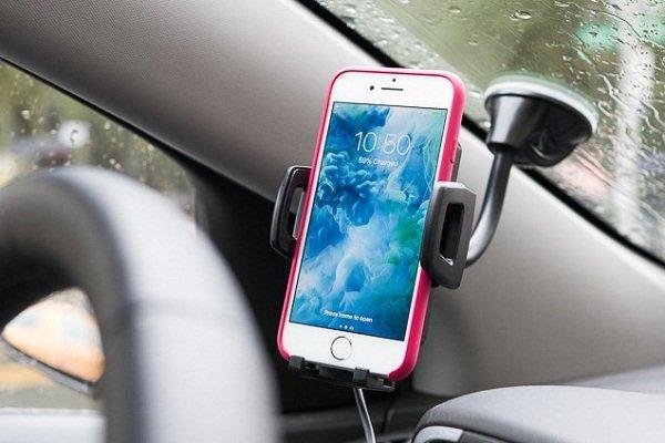Car phone mount_bracket