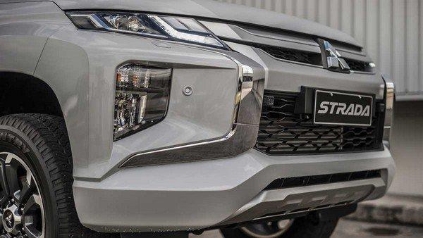Mitsubishi Strada 2019 grille