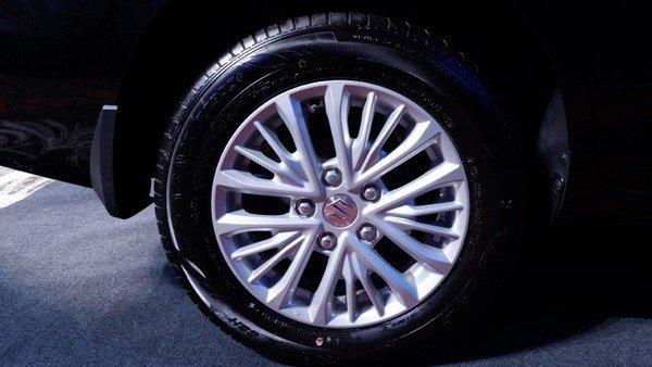 Suzuki Ertiga 2019 wheel