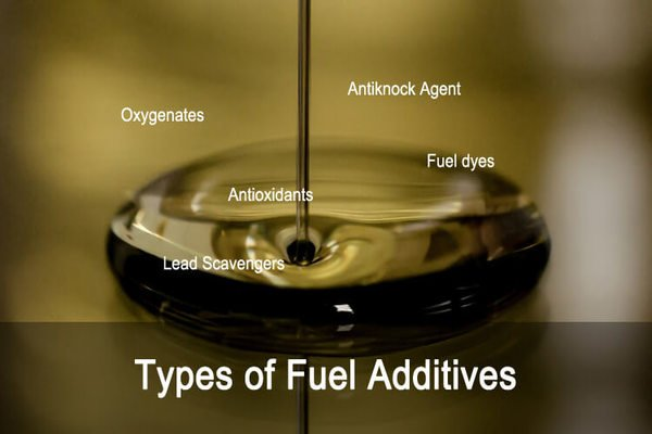 Types of fuel additive