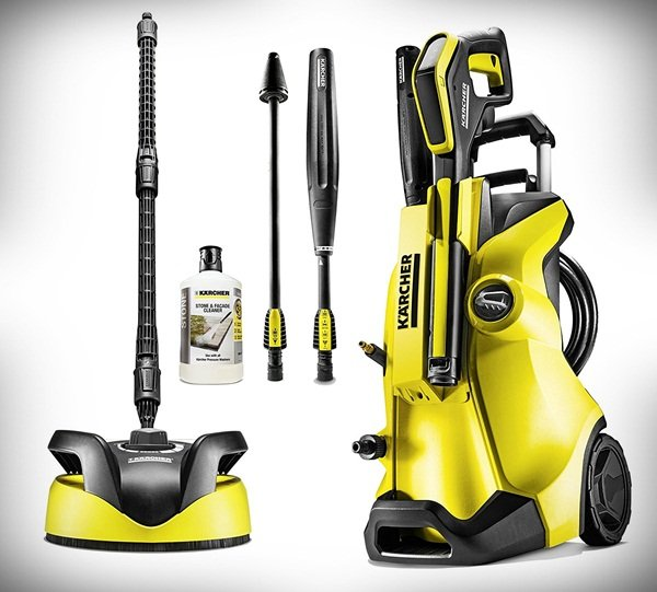 portable car washer brand Karcher