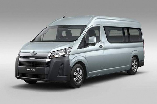 Toyota Hiace 2020 Interior Revealed Coming With 13 Seater Layout