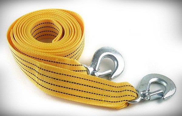 car emergency kit_tow rope