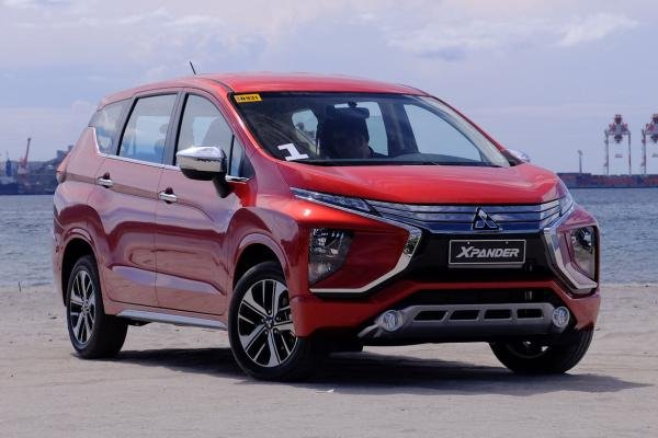 Mitsubishi Xpander Is The Top Selling Mpv In The Philippines In 2018