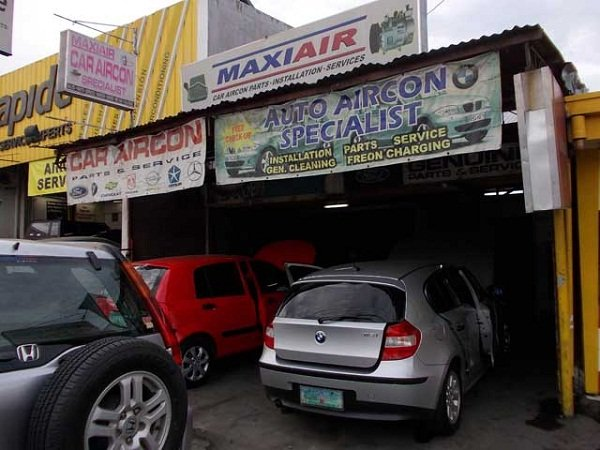 Car aircon cleaning_cleaning store