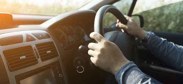 Running a right hand car penalty