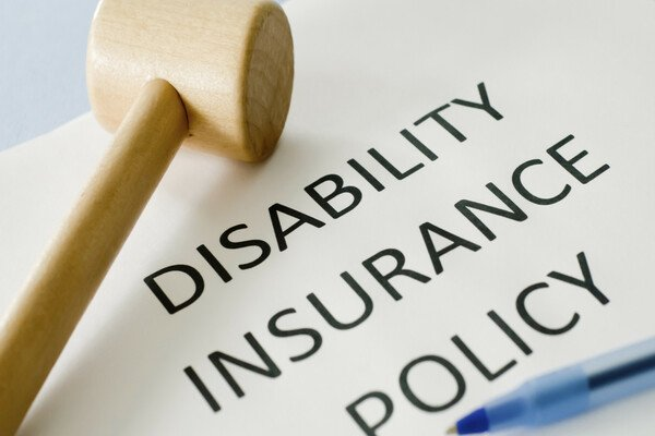 disability insurance papers