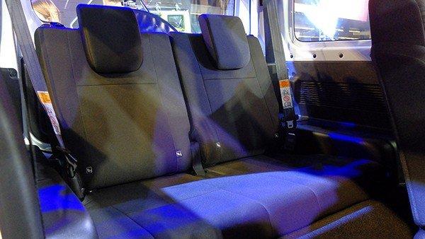 Suzuki Jimny 2019 seats